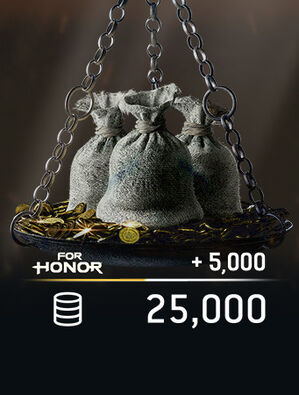 FOR HONOR™ 25 000 STEEL Credits Pack, , large