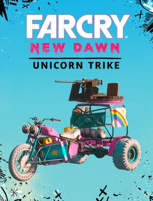 Far Cry New Dawn - Unicorn Trike, , large