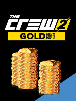 The Crew 2 Gold Crew Credits Pack, , large