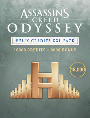 《Assassin's Creed® Odyssey》- Helix点数特大组合包, , large