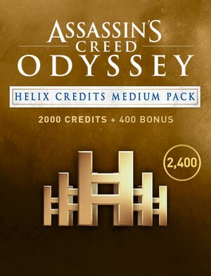 《Assassin's Creed Odyssey》- Helix 点数中型组合包, , large