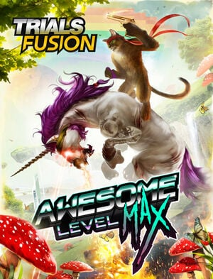 特技摩托:聚变 Awesome Level Max - DLC 7, , large
