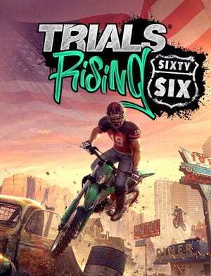 Trials Rising Sixty-Six, , large