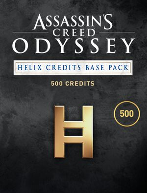 《Assassin's Creed Odyssey》-  Helix 点数基础组合包, , large