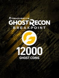 Tom Clancy's Ghost Recon Breakpoint : 12000 Ghost Coins, , large