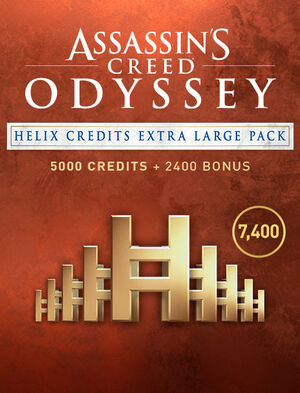 《Assassin's Creed Odyssey》- Helix 点数特大组合包, , large